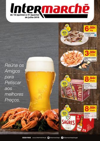 Intermarché folheto promocional (válido de 10 ate 17 31-07)