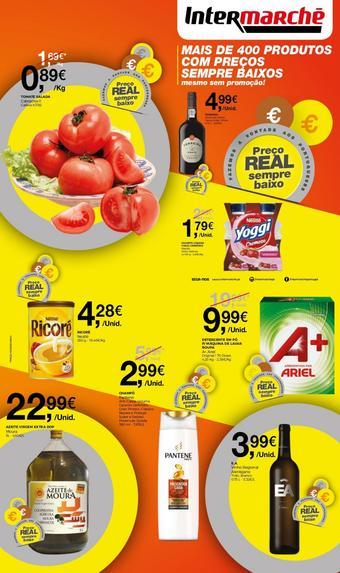 Intermarché folheto promocional (válido de 10 ate 17 04-10)
