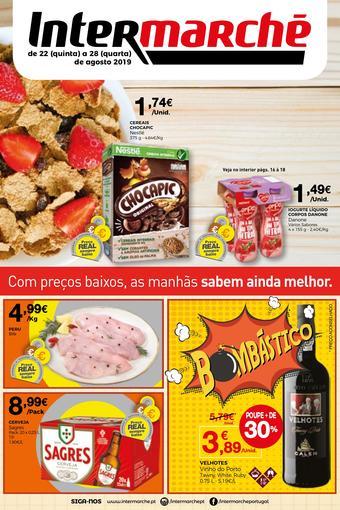 Intermarché folheto promocional (válido de 10 ate 17 28-08)