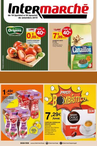 Intermarché folheto promocional (válido de 10 ate 17 25-09)