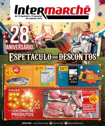 Intermarché folheto promocional (válido de 10 ate 17 16-10)