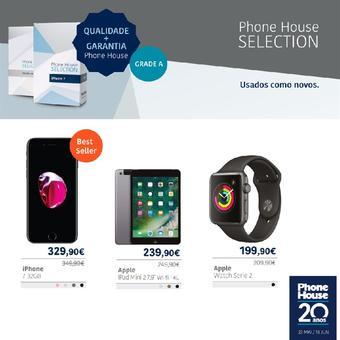 Phone House folheto promocional (válido de 10 ate 17 19-06)