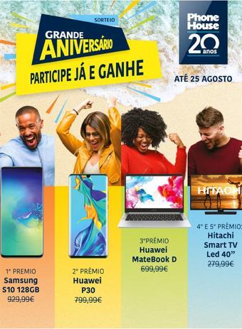 Phone House folheto promocional (válido de 10 ate 17 25-08)