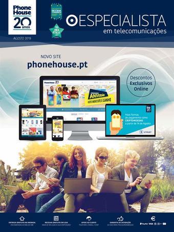 Phone House folheto promocional (válido de 10 ate 17 31-08)