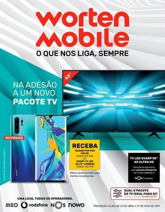 Worten Mobile folheto promocional (válido de 10 ate 17 29-05)
