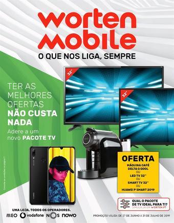 Worten Mobile folheto promocional (válido de 10 ate 17 31-07)