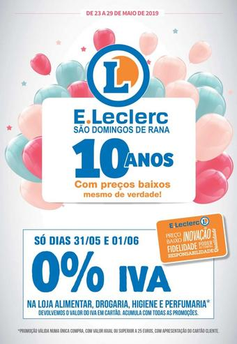 E.Leclerc folheto promocional (válido de 10 ate 17 29-05)