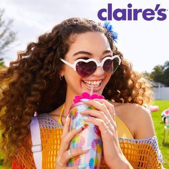 Claire's folheto promocional (válido de 10 ate 17 20-09)