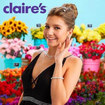 Claire's folheto promocional (válido de 10 ate 17 16-10)
