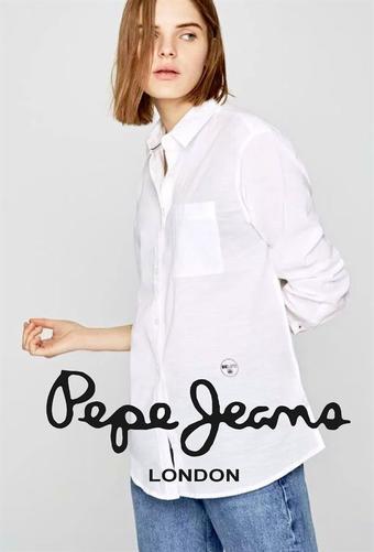 Pepe Jeans folheto promocional (válido de 10 ate 17 03-08)