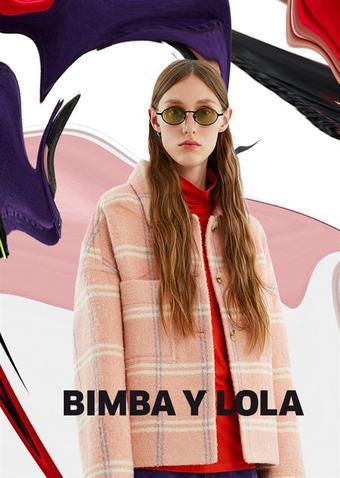 Bimba & Lola folheto promocional (válido de 10 ate 17 15-12)