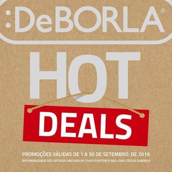 DeBorla folheto promocional (válido de 10 ate 17 30-09)