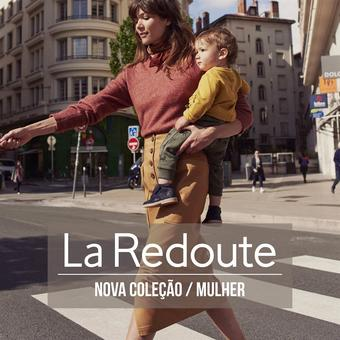 La Redoute folheto promocional (válido de 10 ate 17 27-10)