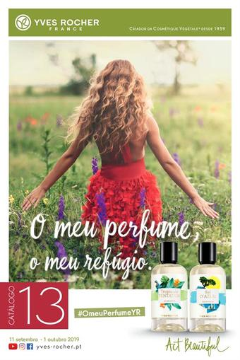 Yves Rocher folheto promocional (válido de 10 ate 17 01-10)