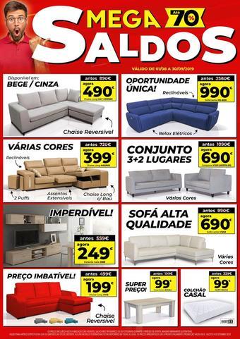 Feira dos Sofás folheto promocional (válido de 10 ate 17 30-09)