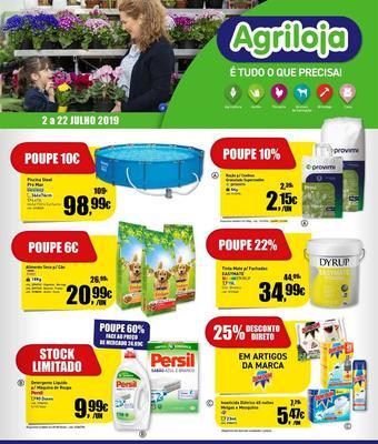 Agriloja folheto promocional (válido de 10 ate 17 22-07)