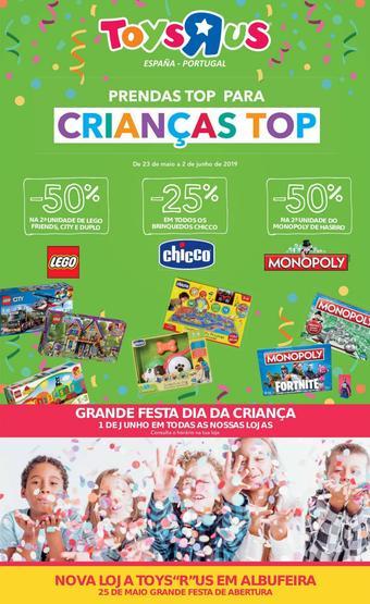 ToysRUs folheto promocional (válido de 10 ate 17 02-06)