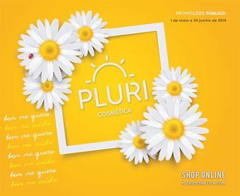 Pluricosmética folheto promocional (válido de 10 ate 17 30-06)