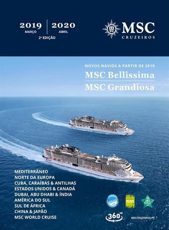 MSC Cruzeiros folheto promocional (válido de 10 ate 17 30-04)
