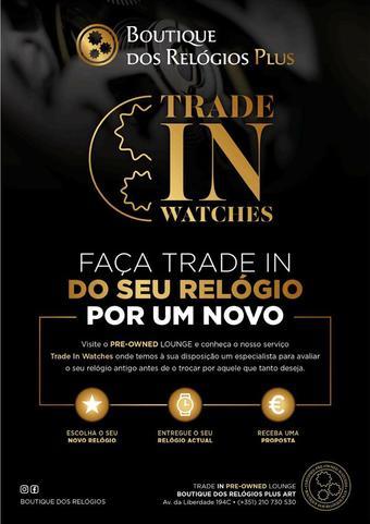 Boutique dos Relógios folheto promocional (válido de 10 ate 17 31-07)
