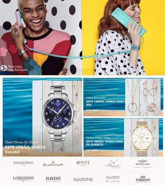 Boutique dos Relógios folheto promocional (válido de 10 ate 17 30-09)