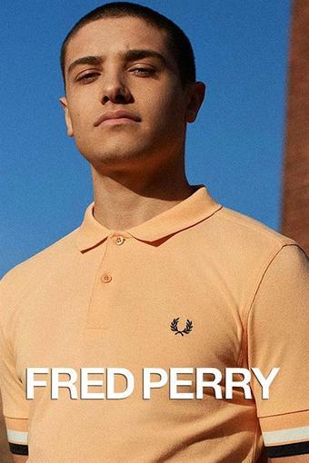 Fred Perry folheto promocional (válido de 10 ate 17 08-09)