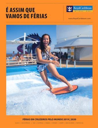 Royal Caribbean folheto promocional (válido de 10 ate 17 31-08)