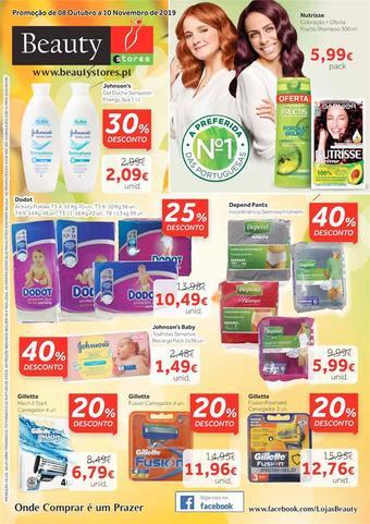 Beauty folheto promocional (válido de 10 ate 17 10-11)