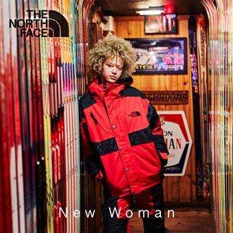 The North Face folheto promocional (válido de 10 ate 17 25-11)