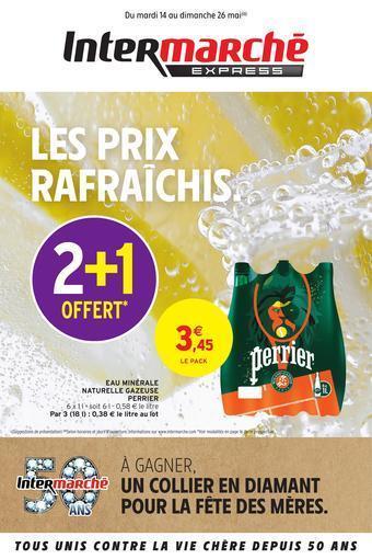 Intermarché Express catalogue publicitaire (valable jusqu'au 02-06)