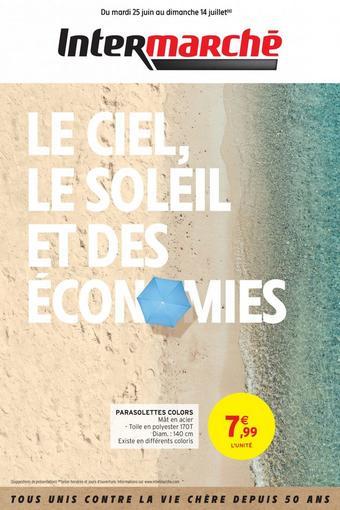 Intermarché Express catalogue publicitaire (valable jusqu'au 14-07)