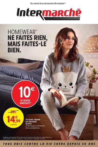 Intermarché Express catalogue publicitaire (valable jusqu'au 20-10)