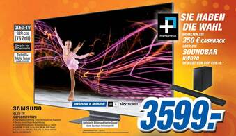 Samsung QLED TV GQ75Q95TGTXZG