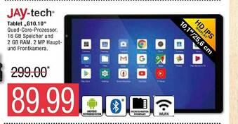"""Jay-tech Tablet """"g10.10"""""""