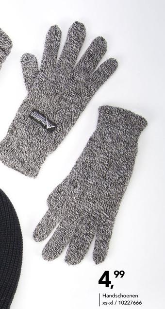 Handschoenen xs-xl
