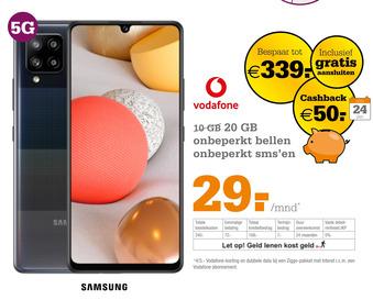 Samsung Galaxy A42 128 GB