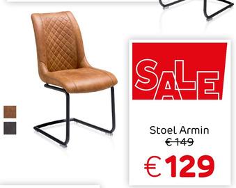 Stoel Armin