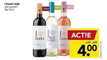 i heart wijn