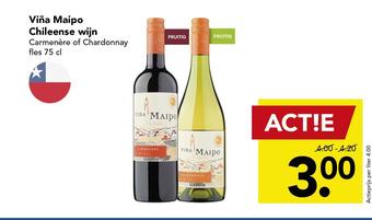 Viña Maipo Chileense wijn