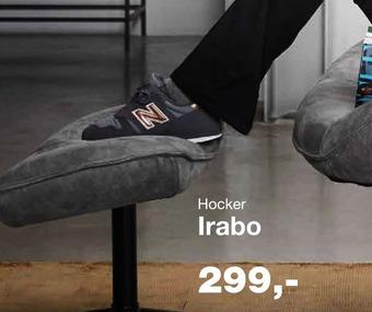 Hocker Irabo