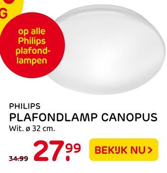 Philips Plafondlamp Canopus