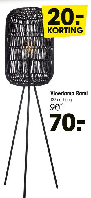 Vloerlamp Rami