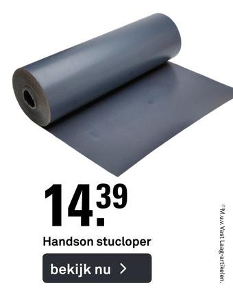 Handson stucloper