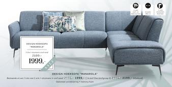 Design Hoeksofa