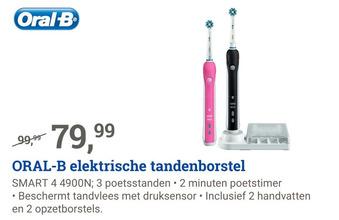 ORAL-B elektrische tandenborstel
