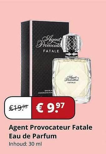 Agent Provocateur Fatale 30ml
