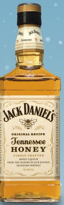 Jack Daniels Honey Tennessee 70CL