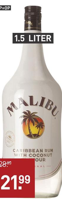 Malibu Coconut 150CL
