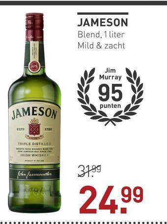 Jameson 100CL Whisky