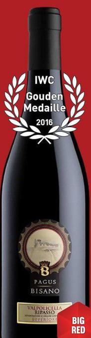 Pagus Bisano Valpolicella Ripasso Superiore 75CL Wijn